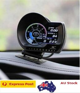 Lufi XF2 - OBD2 Boost gauge/multi-gauge/Code scanner/Shift indicator