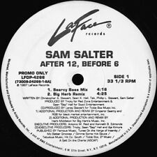 Sam Salter ‎– After 12, Before 6 Label: LaFace Records ‎– LFDP-4266