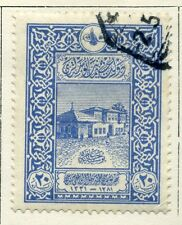 TURKEY;  1916 early issue fine used type of value 20pa.
