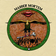 Madder Mortem : Marrow CD (2019) ***NEW*** Incredible Value and Free Shipping!