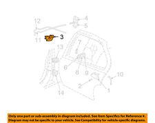 GM OEM-Interior Inside Door Handle Left 10350956