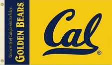University of California at Berkley Golden Bears Grommet Flag NCAA 3' x 5'