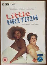 Little Britain Season 3 DVD Box Set British BBC TV Comedy Series