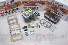 Subaru 1985-1987 1.8L OHC EA82 Weber Carb Conversion