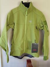 Mens New Arcteryx Epsilon LT Jacket Size S Color Saguara Green