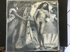 """The sisters of Mercy """"Half moom over Amsterdam"""" LP"""