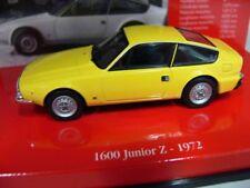 1/43 Minichamps Alfa Romeo 1600 Junior Z 1972 gelb