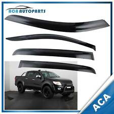 Weather Shield Weathershields for Ford Ranger PX 2011-2018 Wind Deflector