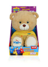 Musical Rock a Bye Bear The Wiggles Plush Toy