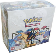 POKEMON TCG XY EVOLUTIONS BOOSTER SEALED BOX - ENGLISH - IN STOCK READY TO SHIP!