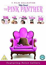 The Pink Panther Film Collection (5 Disc Box Set) [Dvd] [1976] By Peter Sell<>