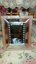 Art Deco Movie Star Mirror Sparkles Photo Frame