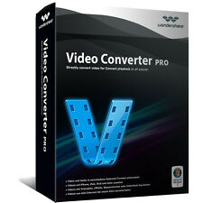 Wondershare Video Converter PRO lifetime dt.Vollvers.Download