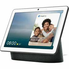 Google Nest Hub Max Bluetooth Speaker With Google Assistant Charcoal