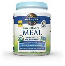 Garden Of Life Raw Organic Meal Vanilla 475g Powder