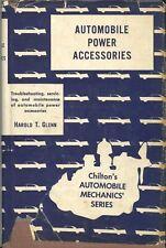 AUTOMOBILE POWER ACCESSORIES, Harold T. Glenn, 1959