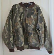 CABELAS Camo Jacket Coat - Mens 2XL TALL - Realtree HUNTING - Insulated - EUC