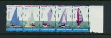 S030  Pakistan  1999   sailing   strip    MNH
