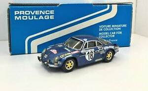 Provence Moulage * 1973 ALPINE RENAULT A 110* Monte Carlo** AMAZING * 1:43