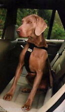 Large Dog Car Seat Belt Harness