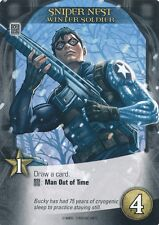 WINTER SOLDIER Upper Deck Marvel Legendary SNIPER NEST