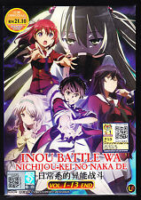*NEW* WHEN SUPERNATURAL BATTLES BECAME COMMONPLACE *ENG SUBS*ANIME LOT*US SELLER