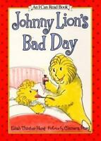 Johnny Lion's Bad Day (I Can Read Level 1)