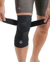 Tommie Copper Knee Brace Mens Adjustable Pro Compression Pain Support Sleeve
