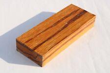 Marblewood Bowl Knife Call Pen Cue Exotic Wood Turning Blank Lumber 1.4 x 3 x 7