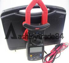 UNI-T UT205 Handheld Digital Clamp Multimeter Meter AC DC Volt Amp Tester NEW