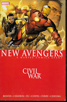 New Avengers Vol 5: Civil War by Bendis, Yu, Coipel & more 2007 TPB Marvel OOP