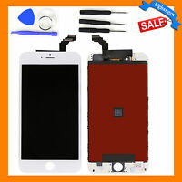 "White LCD Touch Screen Digitizer Assembly For iPhone 6 Plus 5.5"" A1522 A1524 New"