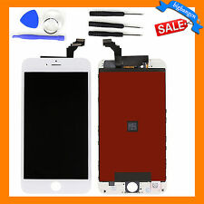 """White LCD Touch Screen Digitizer Assembly For iPhone 6 Plus 5.5"""" A1522 A1524 New"""