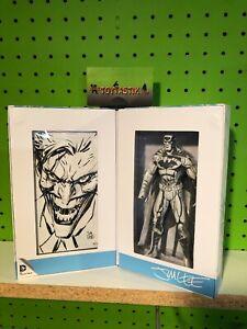 DC Comics Collectibles Jim Lee Blueline Batman Original Sketch Joker #7 / 50