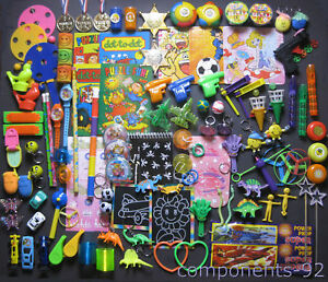Boys/Girls Pinata/Party Bag Fillers, Toys, Favours, Lucky Dip Prizes 50 100 500