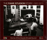 "THE FAME STUDIOS STORY - 1961-1973  ""HOME OF THE MUSCLE SHOALS SOUND""  3 DISC"