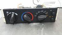 Chevy Cavalier Dash Heater Control W/AC W/ Rear Defrost 09350641 00 01 02