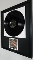 The Stone Roses Original Vinyl Album-The Second Coming-Luxury Box Framed