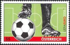 Austria 2008 EURO 2008 Campionati di Calcio/Palla/PASSO/SOCCER 1 V (at1077)