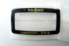 Yaesu, VX-6R Window (Original) RA0653700 (9)  Vertex Standard, Horizon, vx6r