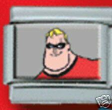 Disney The Incredibles Italian Charm-Mr. Incredible