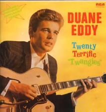 Duane Eddy(Vinyl LP)Twenty Terrific Twangies-RCA-INTS 5056-UK-1980-Ex-/Ex+