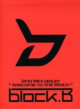Welcome To The Block (Mini Album) - Block B (2012, CD NEU)