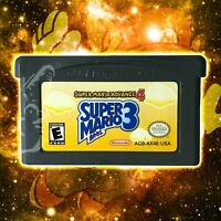 Super Mario Advance 4: Super Mario Bros. 3 [Nintendo GBA Best NES Mario Port USA