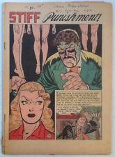 Crime SuspenStories #11 Pre-Code Golden Age EC Horror Comic 1952 Coverless