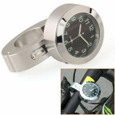 7/8 '' Motorraduhr Uhr Uhren Clock für Motorrad Fahrrad Wasserdicht Lenkeru Q9A7