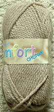 King Cole Baby Comfort Chunky Wool Knitting Yarn 100g Various Colours 429 Cork