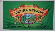 New listing Sierra Nevada Brewing Flag 3X5Ft beer Banner Us Shipper