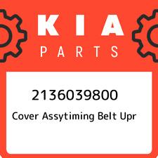 2136039800 Kia Cover assytiming belt upr 2136039800, New Genuine OEM Part