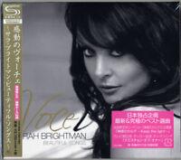SARAH BRIGHTMAN-VOCE - SARAH BRIGHTMAN BEAUTIFUL SONGS-JAPAN SHM-CD G09